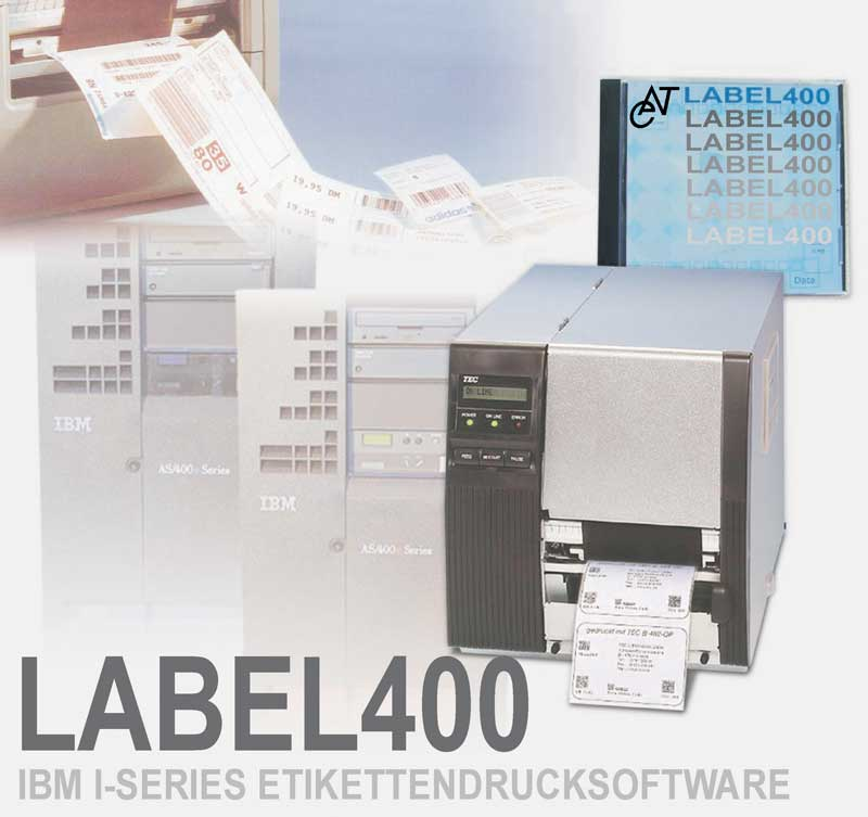 Web Label 400 Software